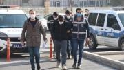 Şanlıurfa'da evlerden hırsızlık yapan 2 zanlı tutuklandı