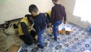Haliliye Belediyesi çocukların yüzlerini güldürüyor