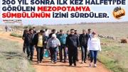 Halfeti'de Koku Festivali Düzenlendi