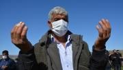 Kuraklık endişesi yaşayan çiftçiler yağmur duasına çıktı