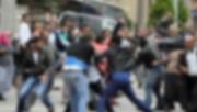 Eyyübiye'de taşlı ve sopalı kavga: 4 yaralı