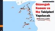 Halfeti'deki gezi teknelerine takip sistemi
