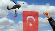 Solo Türk ve JÖAK Üzüm Salkımından Muhteşem Gösteri