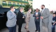 Beyazgül'den Urfaspor'a tebrik ziyareti