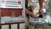Şanlıurfa'da binlerce kaçak telefon ele geçirildi