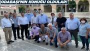 CHP'li Belediye Başkanları Şanlıurfa'yı gezdiler