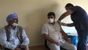 Şanlıurfa'da Randevusuz Aşı Dönemi Başladı