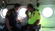 Şanlıurfa'da helikopter destekli trafik denetimi yapıldı