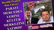 Cüneyt Özdemir: Baydilli iltifatı hak ediyor