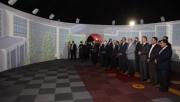 Şanlıurfa'da Dijital Gösterim Merkezi açıldı