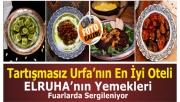 ELRUHA Otel Mutfağının Lezzetleri Fuarlarda Sergileniyor